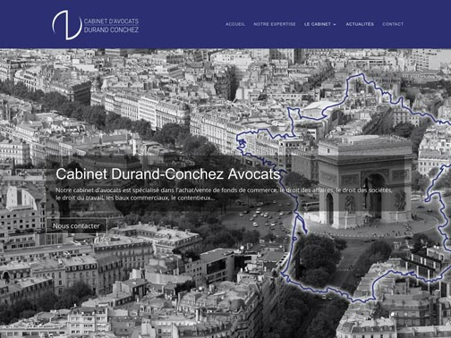 Cabinet Durand & Conchez