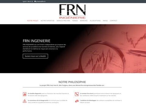 FRN : Services de surveillance de marché